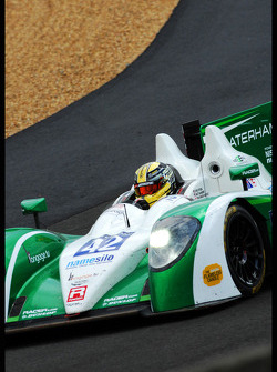 Matt McMurry, youngest driver to compete in the 24 Hours of Le Mans