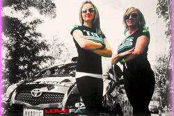 Ladies of Rally America