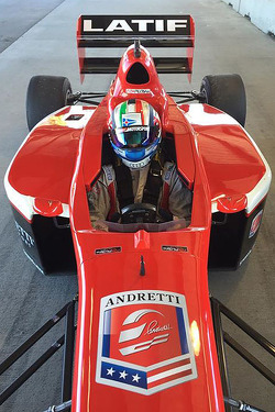 Alessandro Latif at NOLA testing