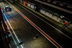 Pits at night