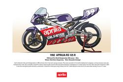 Aprilia Rs125R - 1992 Alessandro Gramigni