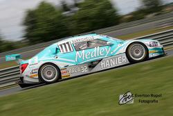 Rubens Barrichello, Full Time, Chevrolet