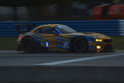 Turner Racing turn 10, race day at dusk