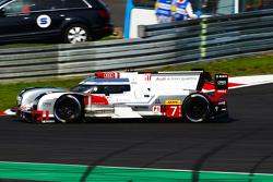 #7 Audi Sport Team Joest R18 E-tron Quattro - Fassler, Lotterer & Treluyer