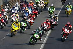 Motorräder in Macau