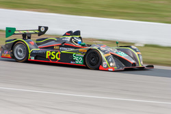 #52 PR1/Mathiasen Motorsports ORECA FLM09-Chevrolet: Robert Alon, Tom Kimber-Smith