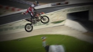 Free Style Motorcross at the Race of Champions 2011