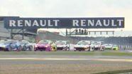 Eurocup Megane Trophy Silverstone News 2011 - Race 1