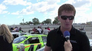 2010 ARCA Salem - Goess Interview