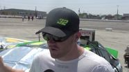 2010 ARCA MIS - Justin Marks Interview