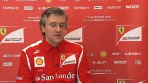 Scuderia Ferrari - F2012 - Pat Fry
