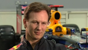 Red Bull Racing 2012 - RB8 Launch - Interview Christian Horner