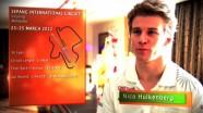 Nico Hulkenberg's Guide to Sepang Track