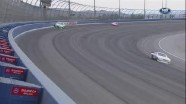 Kyle Busch Scrapes The Wall - Auto Club 400 - Fontana - 2012