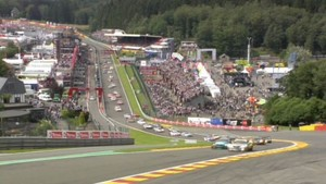 Blancpain Endurance Series - Spa Francorchamps Circuit, Belgium(25 - 29 July 2012).