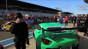 Aston Martin V12 Zagato - 2011 Nurburgring Teaser