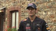 Red Bull Racing 2012 : Belgian Grand Prix Mark Webber Post Race Interview
