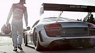 Classic track vs Audi R8 LMS - The Red Bull Terramar Race