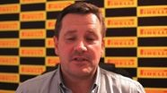 F1 Pirelli 2012 - Korean GP - Paul Hembery Interview