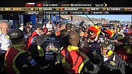 Clint Bowyer And Jeff Gordon Fight! Crew Fight in Garage!
