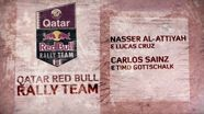 Rally Dakar 2013: Red Bull Qatar Team Profile