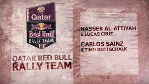 Rally Dakar 2013: Red Bull Qatar Team Profile