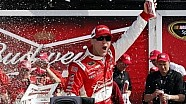 Kevin Harvick wins Budweiser Duel 1