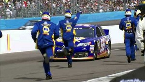 2013 Fresh Fit 500 highlights including driver radio