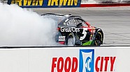 NASCAR Bristol extended race highlights