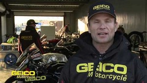 GEICO Motorcycle Road Racing Team Rider Dane Westby Sidelined at Daytona Opener