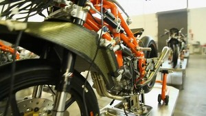 Red Bull MotoGP Rookies Cup 2013: New Bike Features