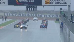 Formula Renault 3.5 Motorland 2013 - Race 2