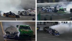 NASCAR Richmond Extended Highlights
