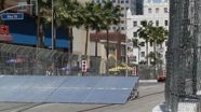 Stadium Trucks on Pine Ave.