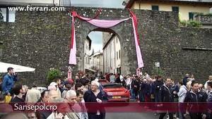 Ferrari Tribute to Mille Miglia 2013 - Highlights
