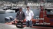 2013 Monaco GP - Race Preview / Ask the Driver - Sauber F1 Team