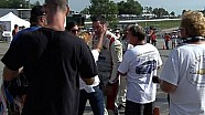 Max Papis Gets Slapped After NASCAR Truck Race at Canadian Tire Motorsports Park