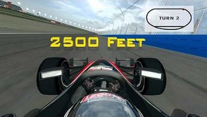 2013 Virtual Lap of Auto Club Speedway