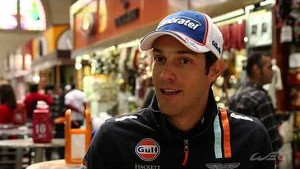 2013 - WEC - SAO PAULO - Interview with Bruno SENNA
