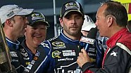 NASCAR Victory Lane | Jimmie Johnson earns his 6th Sprint Cup Championship