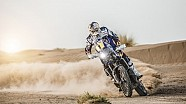 Cyril Despres on the Yamaha 450 and the 2014 Dakar