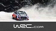 Stages 8-11: Rally Sweden 2014