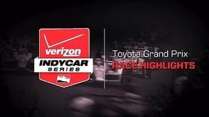 2014 Toyota Grand Prix: Highlights