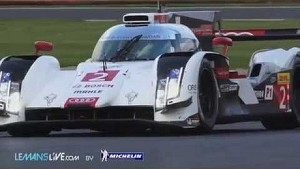 Free practice - 2014 WEC Silverstone 6 Hours