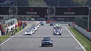 Formation Lap of WEC 6 Hours of Spa-Francorchamps