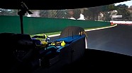 Access All Areas -- The Simulator, with MERCEDES AMG PETRONAS Formula One Team