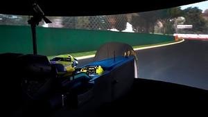 Access All Areas -- The Simulator, with MERCEDES AMG PETRONAS Formula One Team