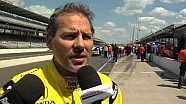 Jacques Villeneuve returns to Indy
