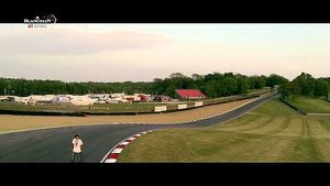Blancpain Sprint Series - Zanardi Memories of Brands.