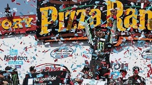 Victory Lane: Sam Hornish Jr.